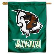 Siena College Banner Flag