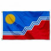 Sioux Falls City 3x5 Foot Flag