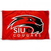 SIU Edwardsville Cougars Flag