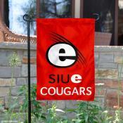 SIU Edwardsville Cougars Garden Flag