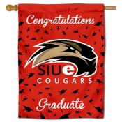 SIUE Cougars Graduation Banner