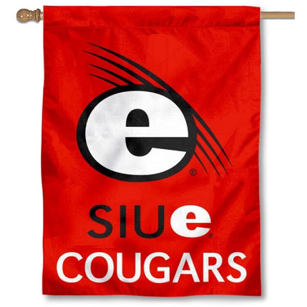 SIUE Cougars House Flag
