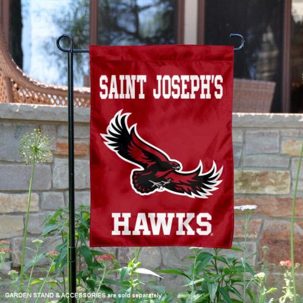 SJU Hawks Garden Flag