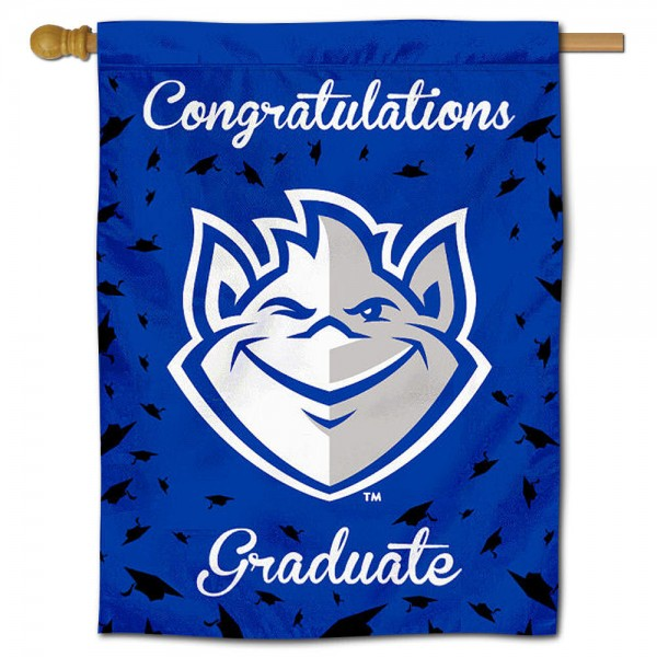 SLU Billikens Graduation Banner