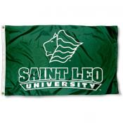 SLU Lions 3x5 Foot Pole Flag