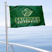 SLU Lions Boat Nautical Flag