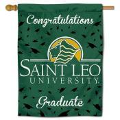 SLU Lions Graduation Banner