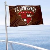 SLU Saints Boat Nautical Flag