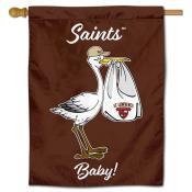 SLU Saints New Baby Banner