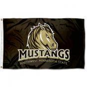 SMSU Mustangs Flag