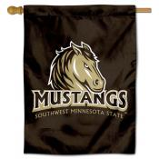 SMSU Mustangs House Flag