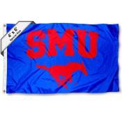 SMU 4'x6' Flag