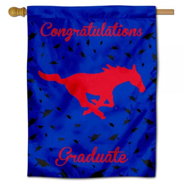 SMU Graduation Banner