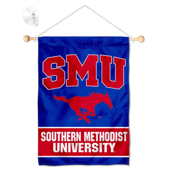 SMU Small Wall and Window Banner