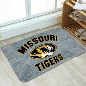 Soft Bathroom Shower Mat for Missouri Mizzou Tigers
