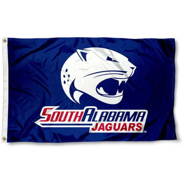 South Alabama Blue Flag