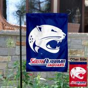 South Alabama Jaguars Garden Flag
