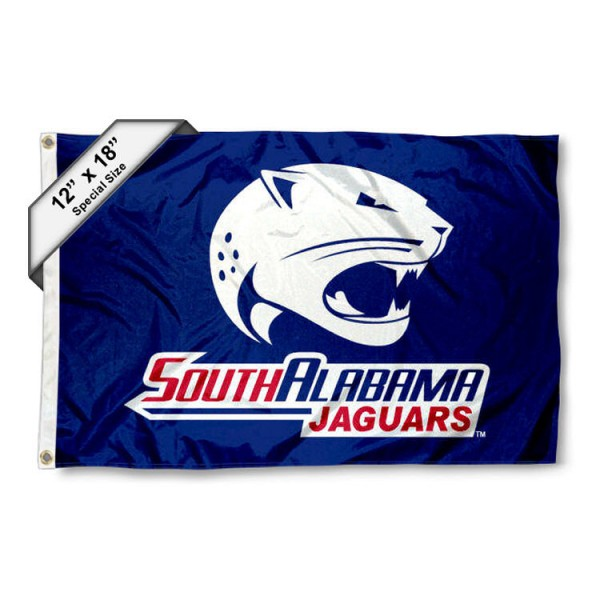 South Alabama Jaguars Mini Flag