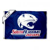 South Alabama Jaguars Mini Flag