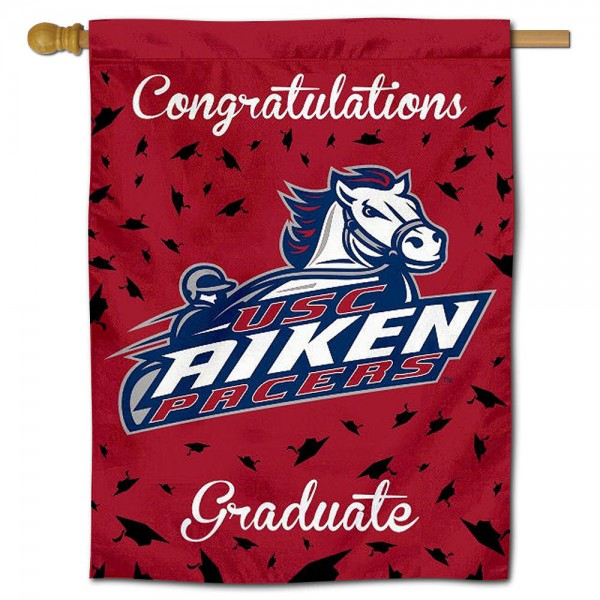 South Carolina Aiken Pacers Graduation Banner