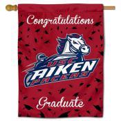 South Carolina Aiken Pacers Graduation Banner