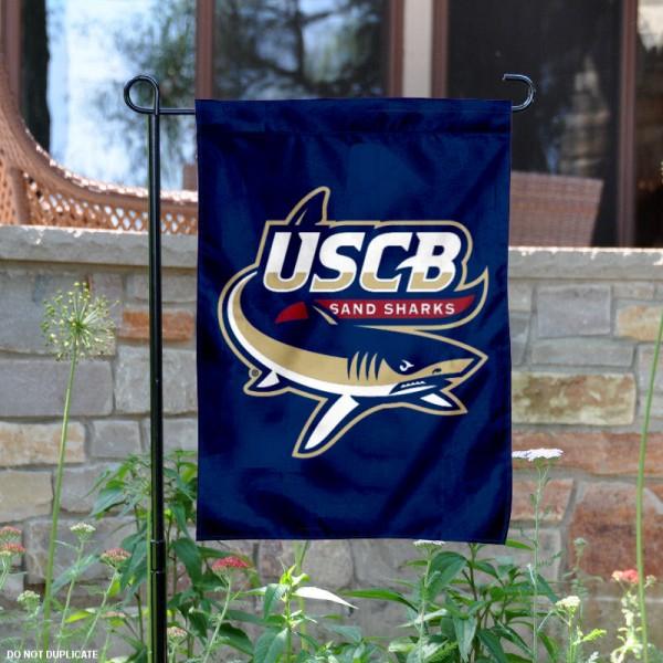 South Carolina Beaufort Sand Sharks Garden Flag