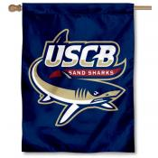 South Carolina Beaufort Sand Sharks House Flag