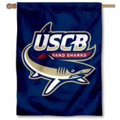 South Carolina Beaufort Sand Sharks House Flag