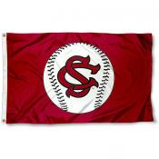 South Carolina Gamecocks Baseball Flag