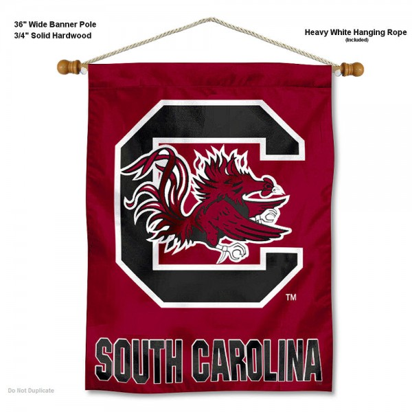 South Carolina Gamecocks Wall Hanging