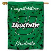 South Carolina Upstate Spartans Graduation Banner