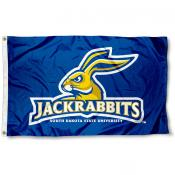 South Dakota State Jackrabbits Flag
