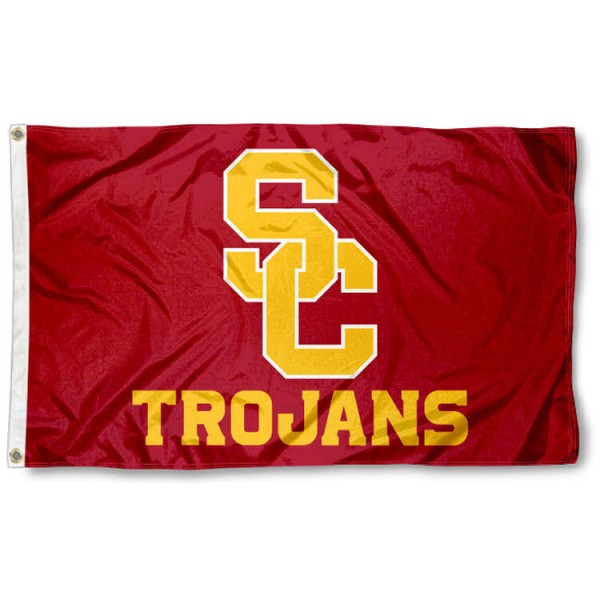 Southern Cal USC Trojans 3x5 Foot Flag