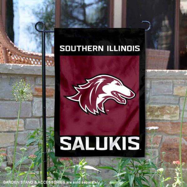 Southern Illinois University Double Sided Garden Flag