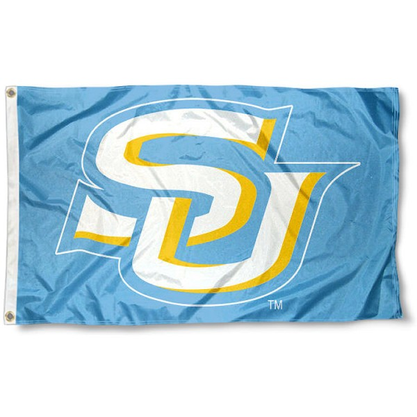 Southern Jaguars 3x5 Foot Pole Flag