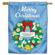 Southern Jaguars Christmas Holiday House Flag