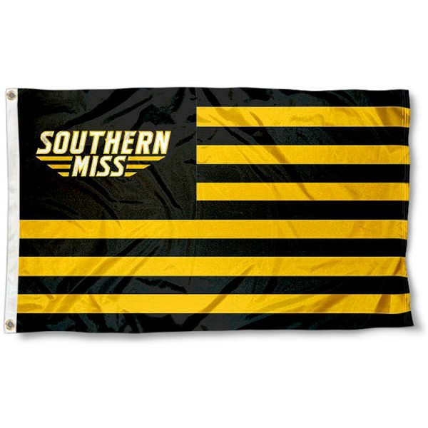 Southern Miss Eagle Nation Flag