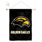 Southern Miss Eagles Small Wall and Window Banner