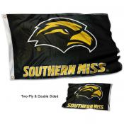 Southern Miss Eagles Two-Sided 3x5 Foot Flag
