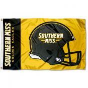 Southern Mississippi Eagles Helmet Flag