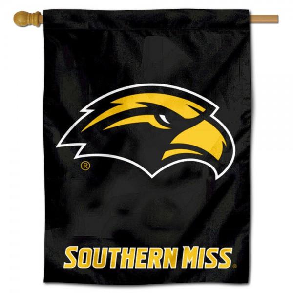 Southern Mississippi Eagles House Flag