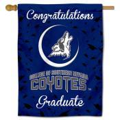 Southern Nevada Coyotes Graduation Banner