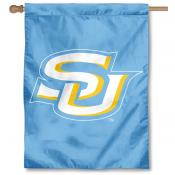 Southern University Logo House Flag