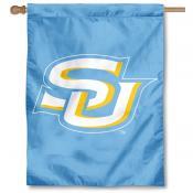 Southern University Logo House Flag