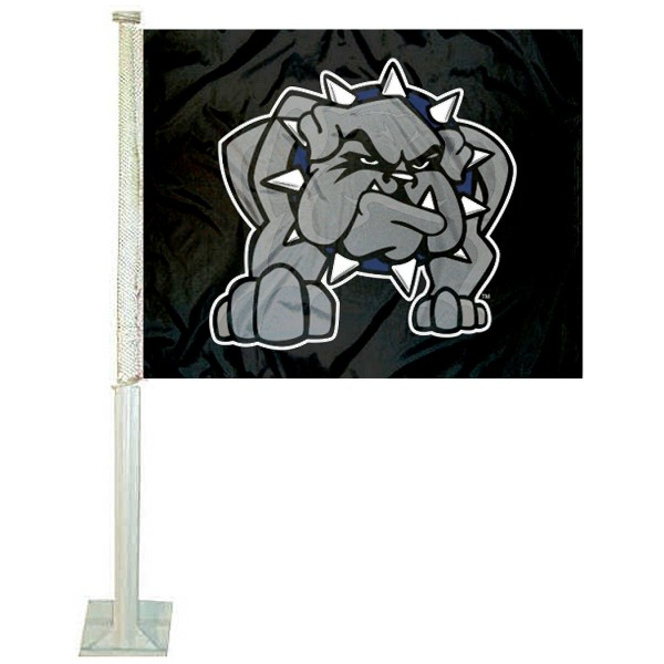 Southwestern Oklahoma State Bulldogs Car Flag