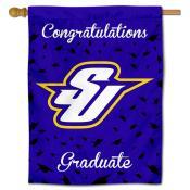 Spalding Golden Eagles Graduation Banner