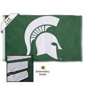 Spartans 4x6 Nylon Flag