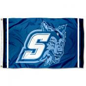 SSU Seawolves Logo 3x5 Foot Flag