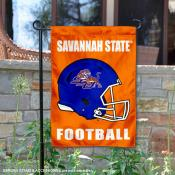 SSU Tigers Football Garden Flag