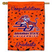 SSU Tigers Graduation Banner